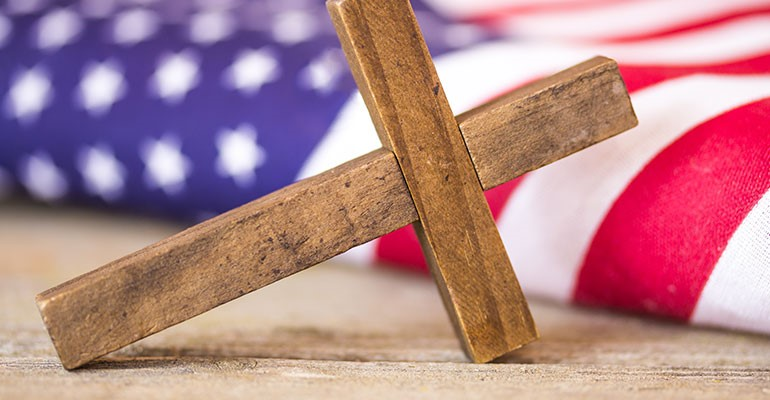 THE UNITED STATES OF AMERICA IS A CHRISTIAN NATION